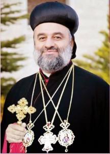Seine Heiligkeit Ignatius Afrem II. Karim Syrisch-Orthodoxer Patriarch von Antiochien und dem ganzen Osten